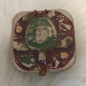 Other - Clay Turtle Trinket Box